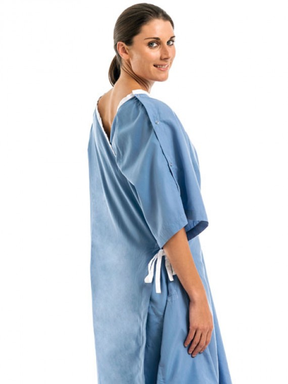 Weave & Wear | Product categories | Hospital Gowns